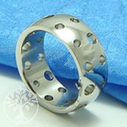 Edelstahl-Ring ER140