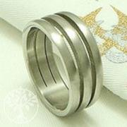 Edelstahl-Ring ER145