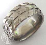 Edelstahl-Ring ER155