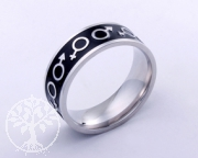 Edelstahl-Ring ER605