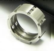 Edelstahl-Ring Rib ER705