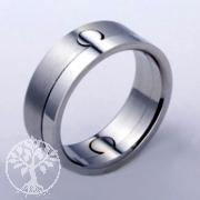 Edelstahl-Ring Circle ER750 25-er Pack