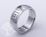 Edelstahl-Ring ER755