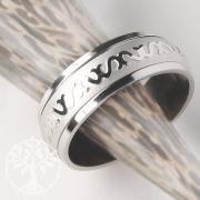 Edelstahl-Ring spinning ER735
