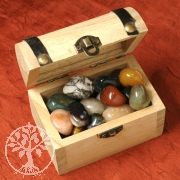Treasure Chest small filled