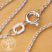 Anker Silberkette 38 cm Silber 925