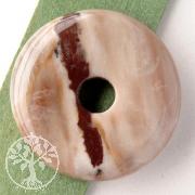 Versteinertes Holz Donut 30mm A