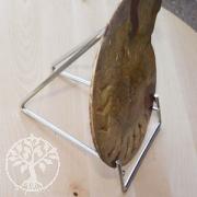 Deko-Staender Metall 13,5cm - 15cm aus unserem Laden- gebraucht