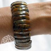 Tigereisen Armband