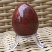 Roter Jaspis Brekzien Jaspis Steinei