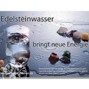 Wasseraufbereitung Edelsteinkarte 50 Stück