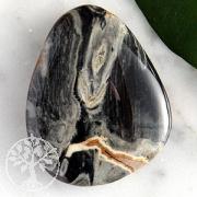 Silberblatt-Jaspis Seifenstein