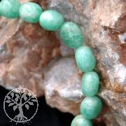 Amazonite bracelet 8-10mm
