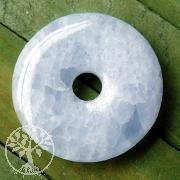 Calcit blau Donut