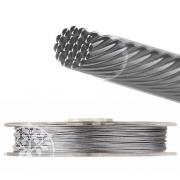 Schmuckdraht 0,25 mm, 19 Stränge