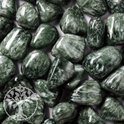 Seraphinite Tumbled Stone AA 0,2kg 20/30mm