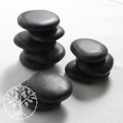 Hot Stones Massage, Set 1
