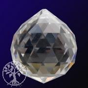 Fensterkristall Feng Shui, Kugel 40 mm