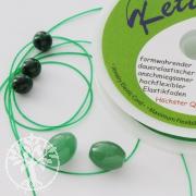 Elastikfaden, 0,80 mm, grün, 5 m