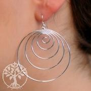 Silber-Ohrring SIOH28