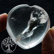 Bergkristall Herz Handschmeichler AA