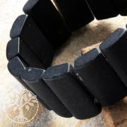 Onyx Armband Quader