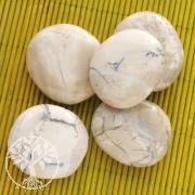 Dendriten Opal (Achat) Gelb Seifensteine 5 Stück