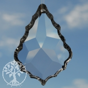 Teardrop Feng Shui Crystal, 62x43 mm