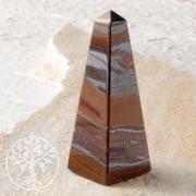 Obelisk aus Tigereisen