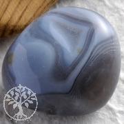 Achat Steine groß XL 2 Stck 35-45mm