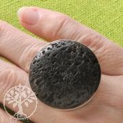 Lava Ring Round Big