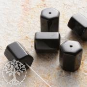 Obsidian Perle Hexagon