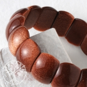 Goldstone Bracelett SMALL