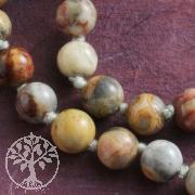 Halskette Crazy Lace Achat 45cm lang 8mm Perlen