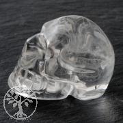 Kristallschädel Bergkristall SMALL