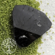 Schorl Tourmaline Gem Slice