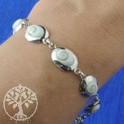 Shiva Bracelet Silver