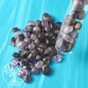 Amethyst Wassersteine für Reagenzglas 100g