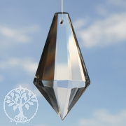 Feng Shui Kristall flaches Prisma 63 mm