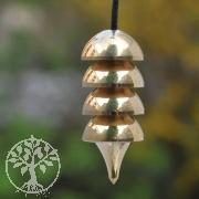 Osiris Pendel Gold - goldenes Osirispendel