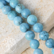 Turquoise Beads Round A-Quality