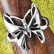 Silber Ring Schmetterling Silber 925