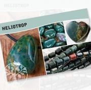 Heliotrop Steine Karte