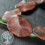Bloodstone Gemstone Beads