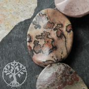 Flower Stone Beads Wave