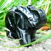 Onyx Steinelefant ca.50mm