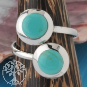 Silver Ring Turquoise