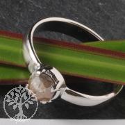 Diamant Silberring Diamantring