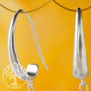 Earhook Silver