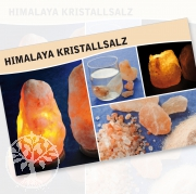 Crystal Salt Mineral Stone Description Cards